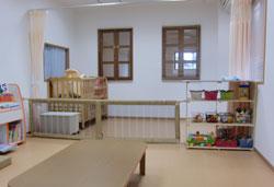 病児保育室ティーグル